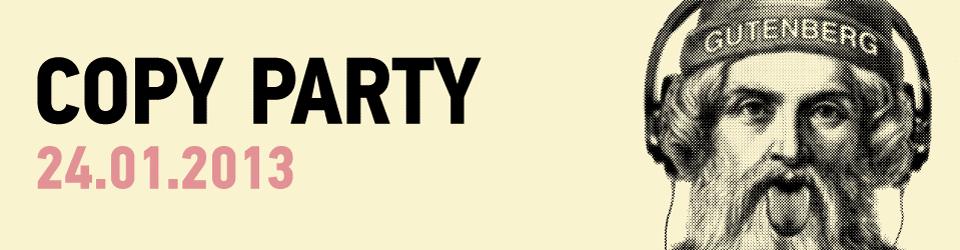 Copy Party Belgique